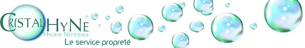 Service d'entretien régulier, de traitement des sols et nettoyage des vitres